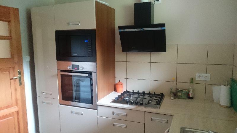 Kuchnia do dyspozycji gości